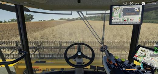 Photo of FS19 – New Holland Cr 10.90 Extended Hud 1.1