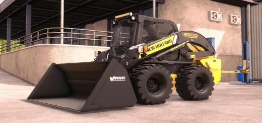 Photo of FS19 – New Holland L234 Skidsteer V1
