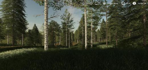Photo of FS19 – New Woodshire Map V2