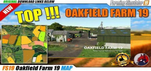 Photo of FS19 – Oakfield Map V1.1.0.1