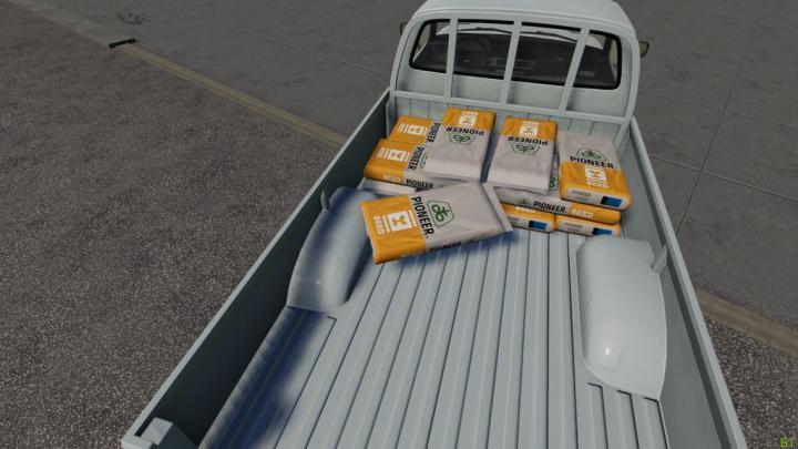 FS19 - One Seed Bag V1