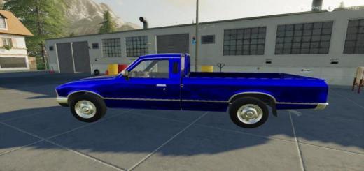 Photo of FS19 – Pickup 1978 Nerd Mp V1