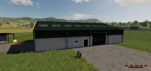 Photo of FS19 – Placeable Dutch Shed Pack V1.4