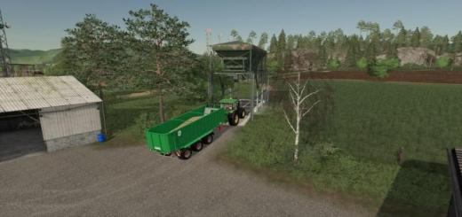 Photo of FS19 – Placeable Steel Silo V1