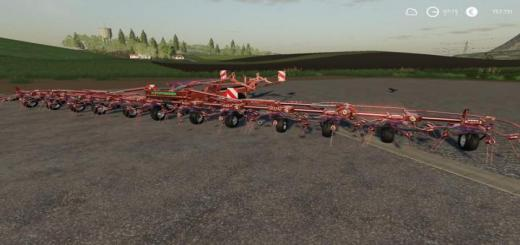 Photo of FS19 – Poett Hit 12-14 Nerd Mp V1