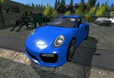 Photo of FS19 – Porsche 911 Turbo 2018 Future V1