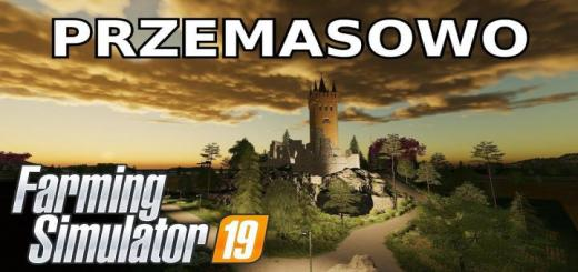 Photo of FS19 – Przemasowo Map V1.1.1