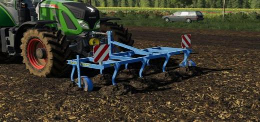 Photo of FS19 – Rabe Front Cultivator V1