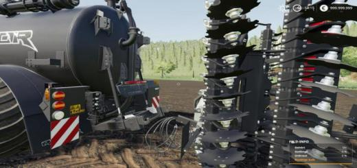 Photo of FS19 – Raptor Carbon Pack V1.4
