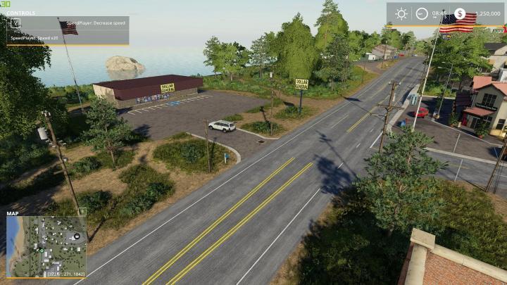FS19 - Ravenport Map V1