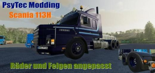 Photo of FS19 – Scania 113H Tuning Bugfix V1.5.1