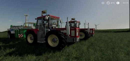 Photo of FS19 – Schlueter 2500 Custom Tractor V1