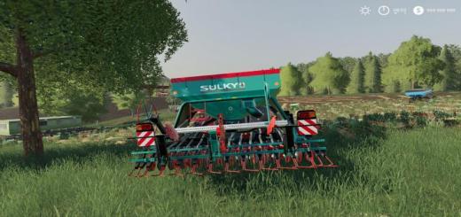 Photo of FS19 – Sulky Xeos Seeder V1