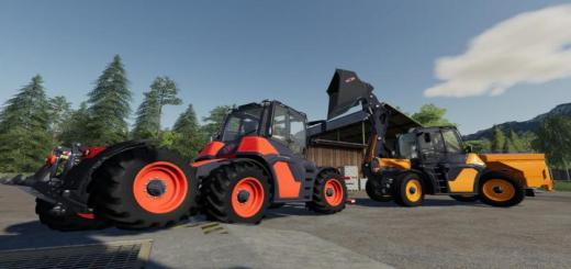 Photo of FS19 – Syn Trac V1.2.0.1