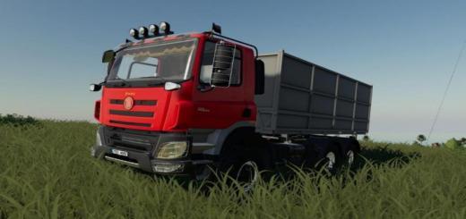 Photo of FS19 – Tatra Phoenix Euro 6 Truck V1
