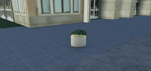 Photo of FS19 – The Placeable Round Planter V1
