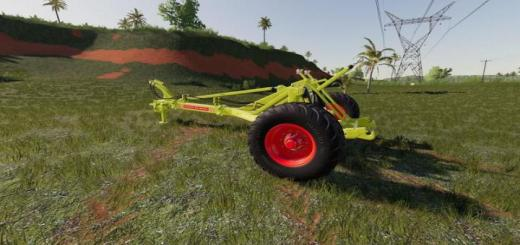 Photo of FS19 – Trailed Lifter Color Change V1