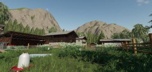 Photo of FS19 – Tyrolean Alps Map V1.1