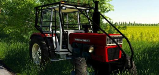Photo of FS19 – Universal 445 Dtc Tractor V1