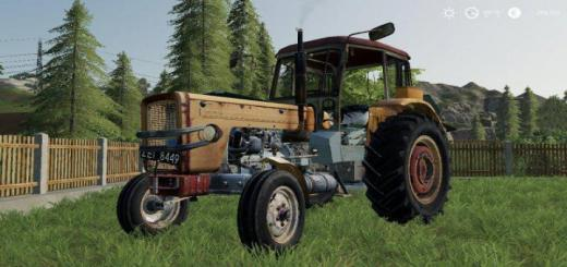 Photo of FS19 – Ursus C355 Tractor V1