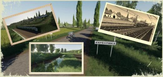 Photo of FS19 – Varvarovka Map V1.1.7