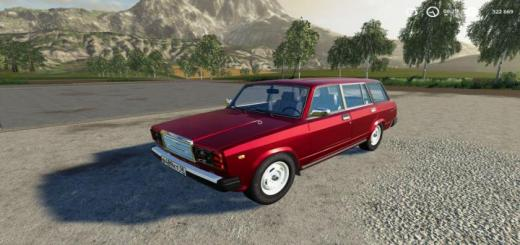 Photo of FS19 – Vaz 2104 V1