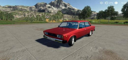 Photo of FS19 – Vaz 2105 V1