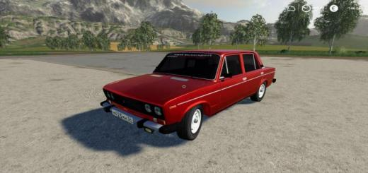 Photo of FS19 – Vaz 2106 V2