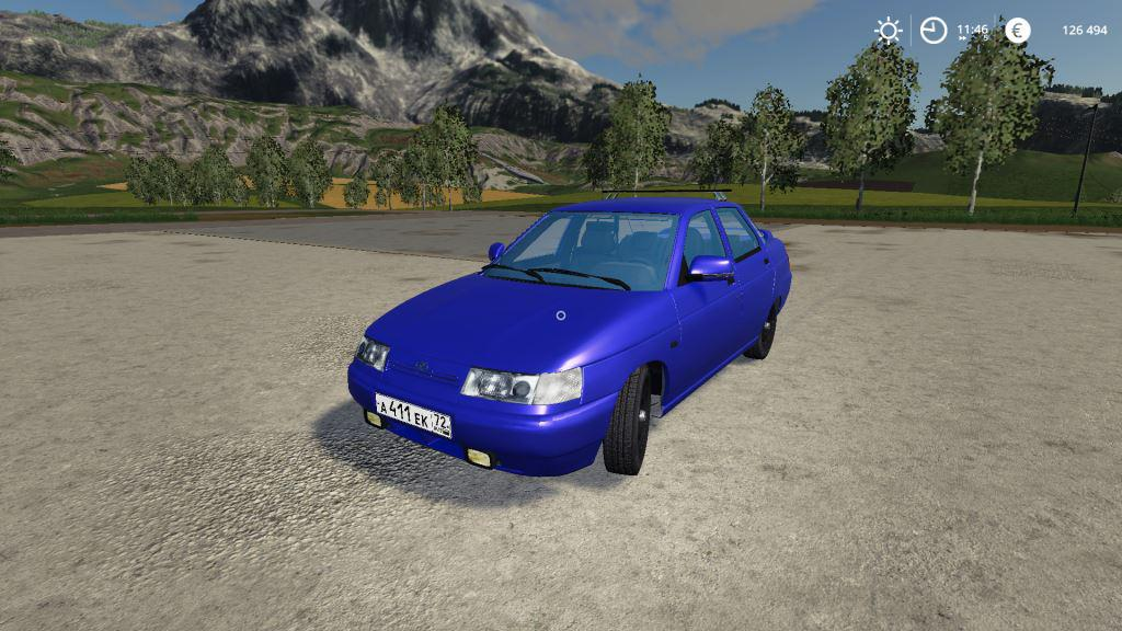 Photo of FS19 – Vaz 2110 V1
