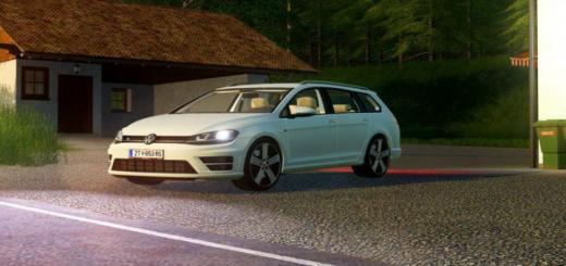 Photo of FS19 – Volkswagen Golf R Variant 2015 V1.6