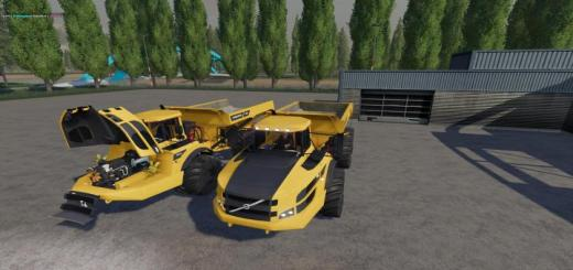 Photo of FS19 – Volvo A40G V2.1.1