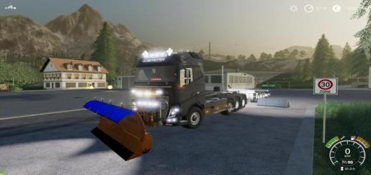Photo of FS19 – Volvo Fh16 750It V2