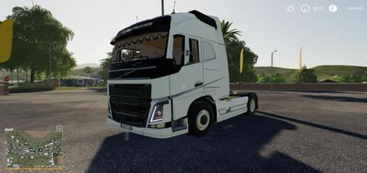 Photo of FS19 – Volvo Fh16 Truck