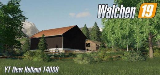 Photo of FS19 – Walchen 2K19 V0.9 Beta