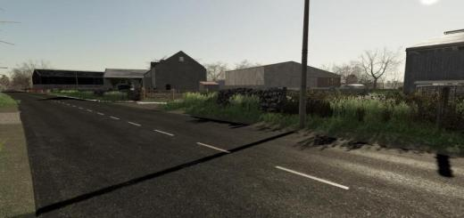 Photo of FS19 – Welcome To This Is Ireland Map V1