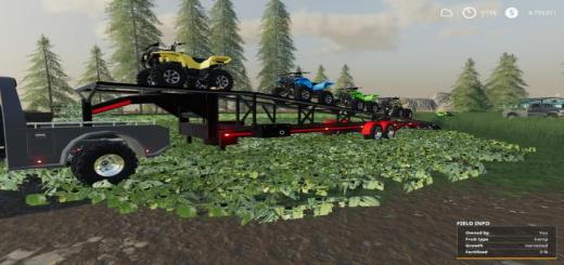Photo of FS19 – Yamaha Grizzly V1