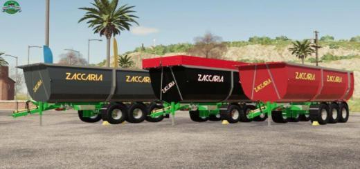Photo of FS19 – Zaccaria Zam200 V1.1