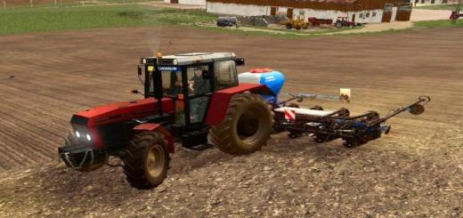 Photo of FS19 – Zetor 16245 Tractor V1