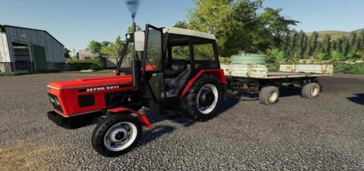 Photo of FS19 – Zetor 5011 Tractor V1.5