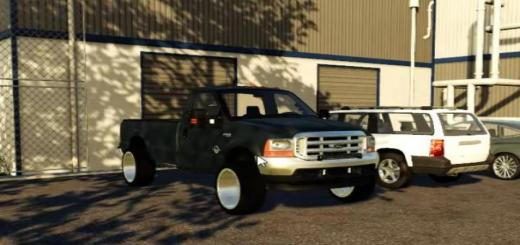 Photo of FS19 – 1999 Ford F-350 V1