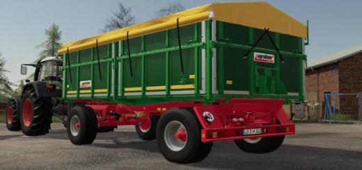 Photo of FS19 – Agroliner Hkd 302 Old Trailer V1