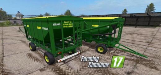 Photo of FS19 – Agrosol Seed Hopper V1