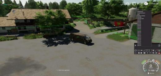 Photo of FS19 – Autodrive Courses For The Map Hof Bergmann V1.0.0.4