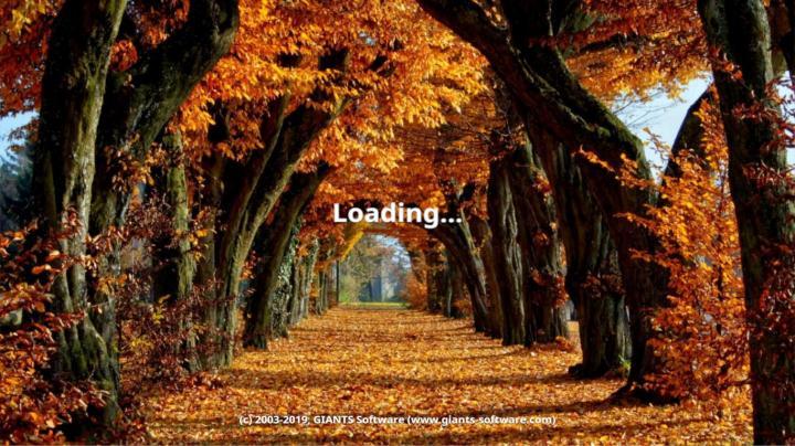 FS19 - Autumn 2019 Menu Background