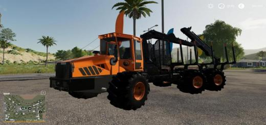 Photo of FS19 – Barko Forwarder V1