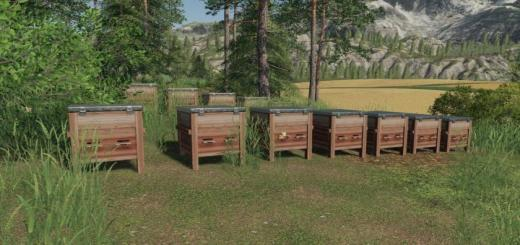 Photo of FS19 – Beehive V1