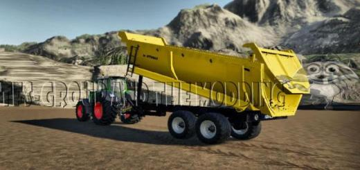 Photo of FS19 – Benne La Littorale C240 Tp V1