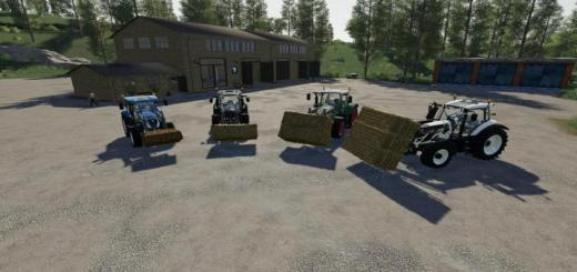 Photo of FS19 – Bm 1200 V1.1