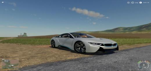 Photo of FS19 – Bmw I8 V1