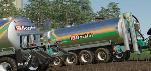 Photo of FS19 – Bossini B350 V1.1
